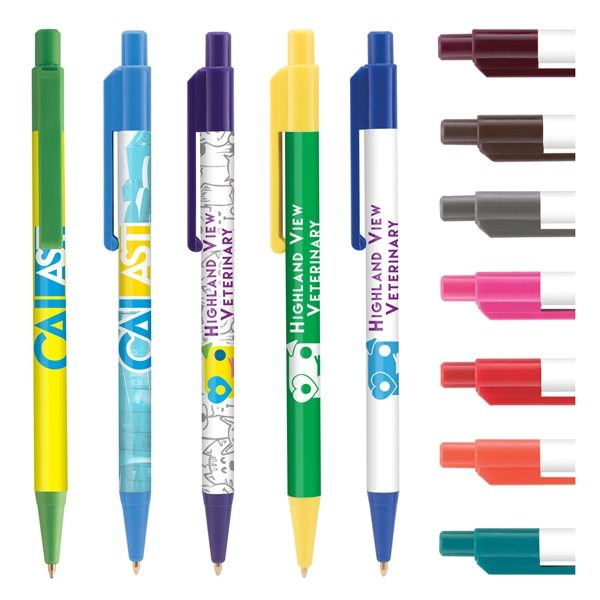 Promotional Colorama Full Color Click Pen