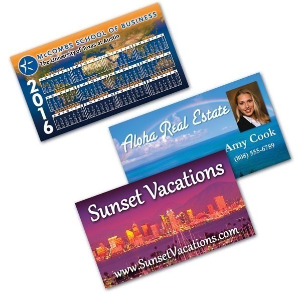 Promotional USA Business Card Magnets
