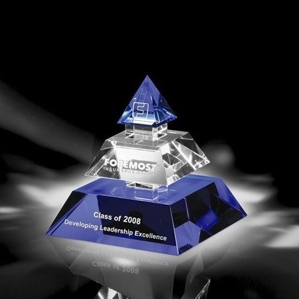 Promotional Clearaward Pyramis