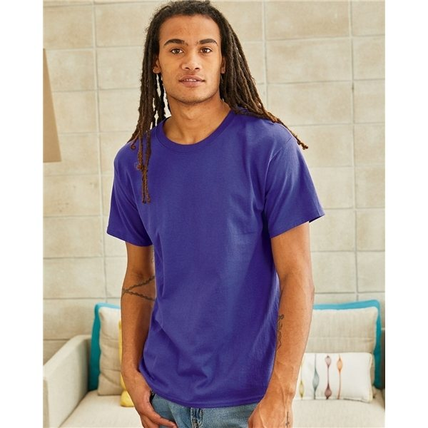 Promotional Hanes - ComfortSoft(R) Heavyweight T - Shirt - 5280