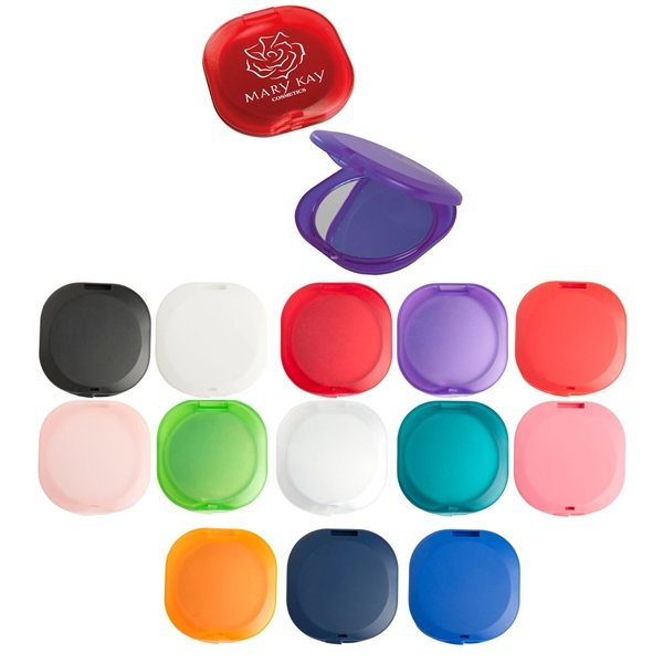 Promotional Custom Diva Compact Mirror