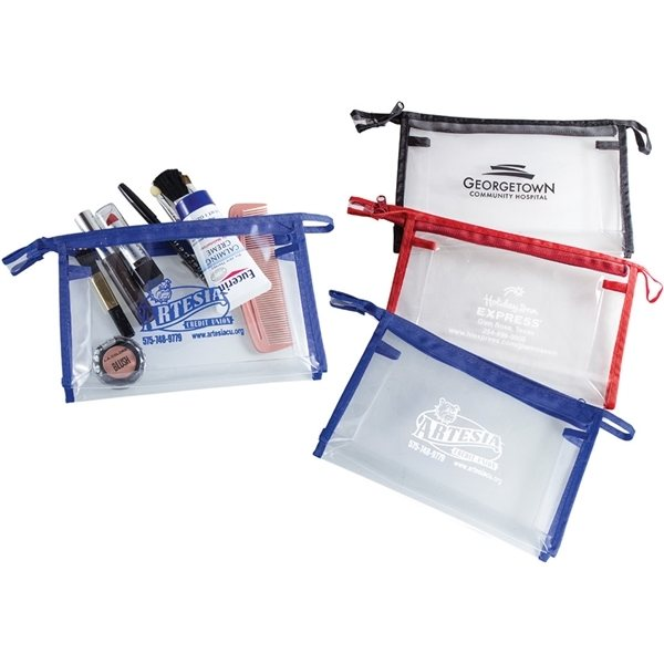 Promotional The Cosmetique Cosmetic Bag