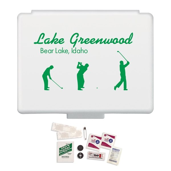 Promotional BioAd(TM) Golf Survival Kit