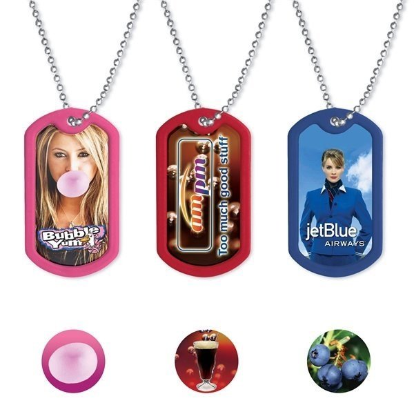 Promotional USA Heaven Scent(TM) Dog Tags