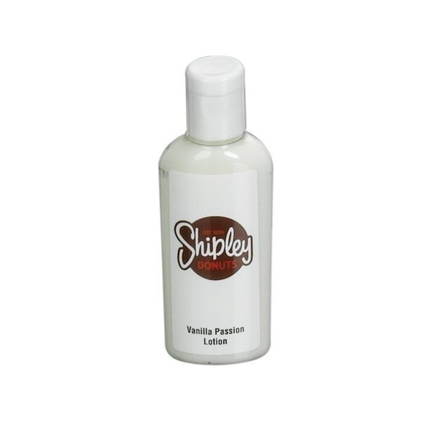 Promotional 1 oz. Lotion in Clear Oval Bottle