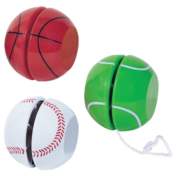 Promotional Sports Themed Yo Yo