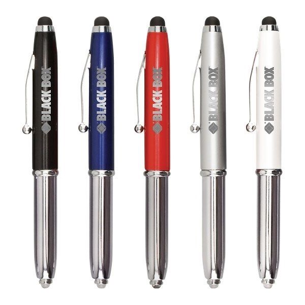 iwrite touch free stylus with led pen promotional merchandise stylus