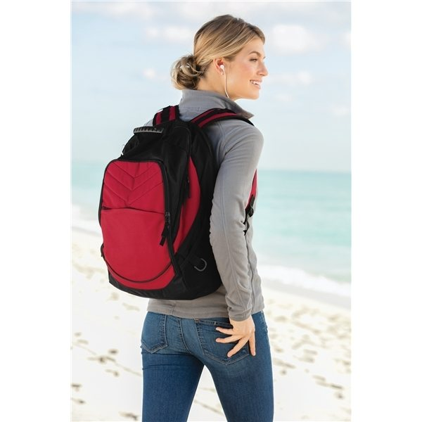84701fef80c Port Authority Xcape Computer Backpack - Custom Products Laptop Bags
