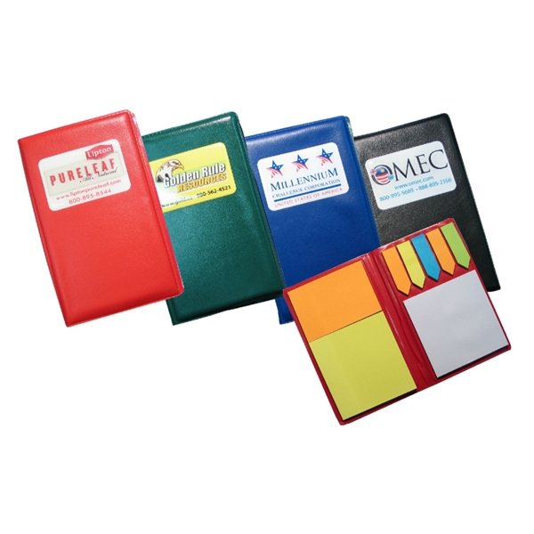 Promotional Note Holder with flags