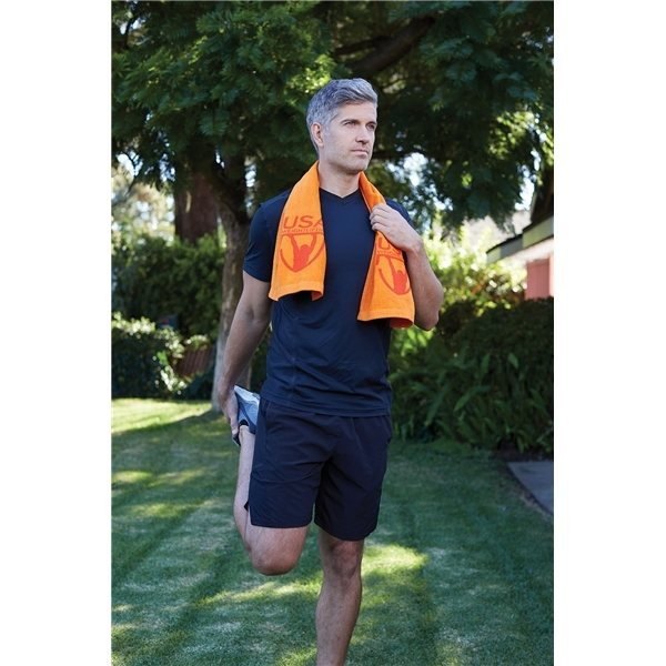 Promotional Fitness Towel with CleenFreek