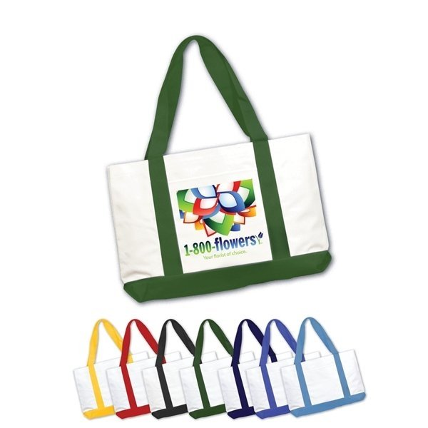 Promotional Brand Gear(TM) Newport Tote Bag(TM)