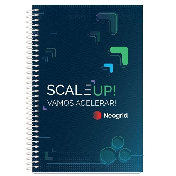 Promotional 5 1/4 x 8 1/4 Academic Weekly Planners