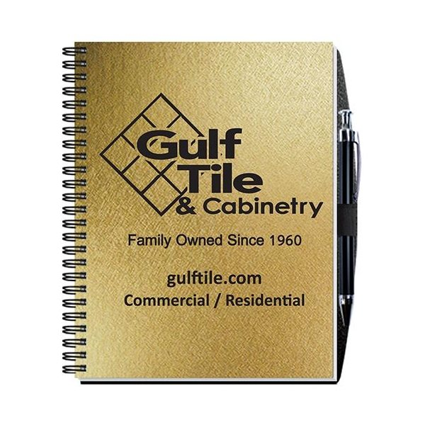 Promotional Journal with Pen