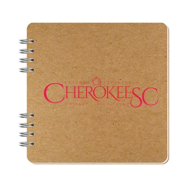 Promotional Recycled Square Notebooks