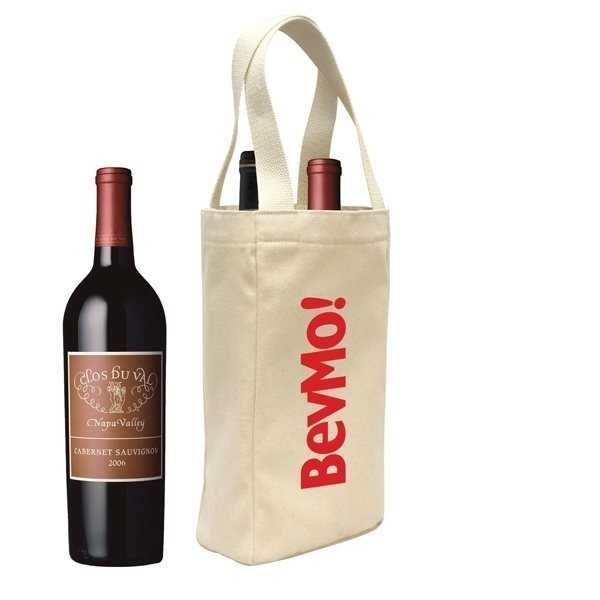 Promotional Brand Gear(TM) Chateau Vineyard Wine Tote