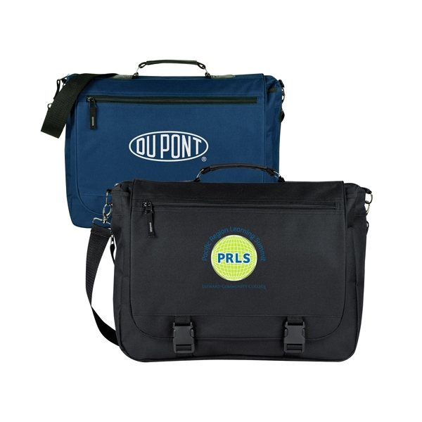 Promotional Deluxe Expandable Briefcase