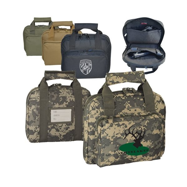 Promotional Dual Compartment Gun Bag