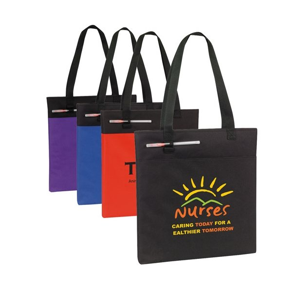 Promotional Budget Conference Tote