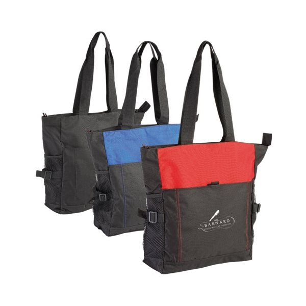 Promotional Zipper Tote