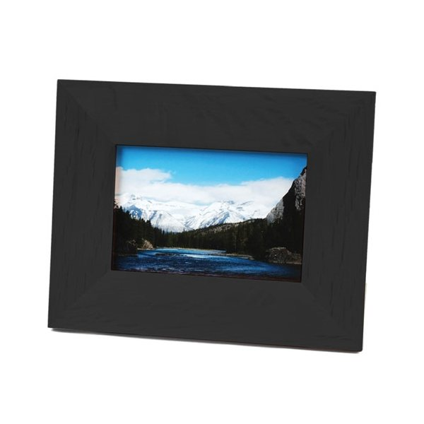Promotional Wide - Border Wood Frame 4 x 6