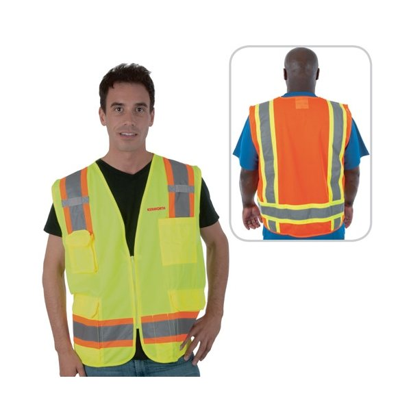 Promotional Class 2 Compliant Highlight Surveyors Vest