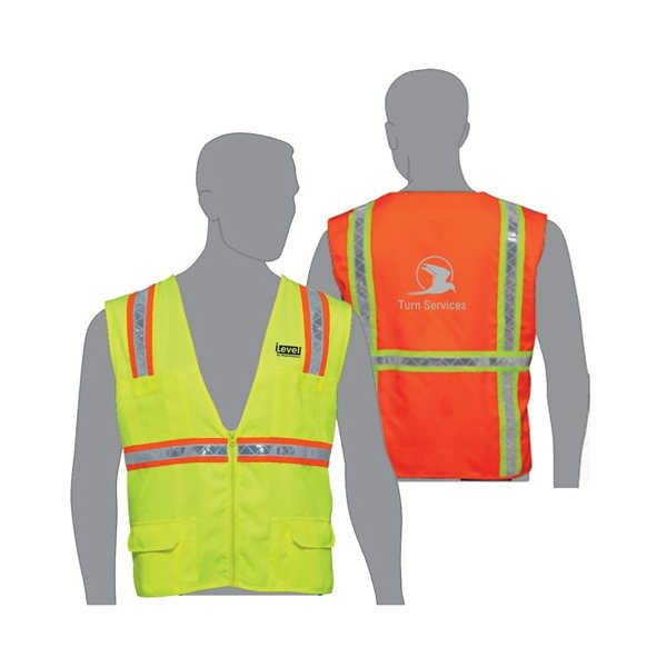 Promotional Traditional Surveyor Safety Vest