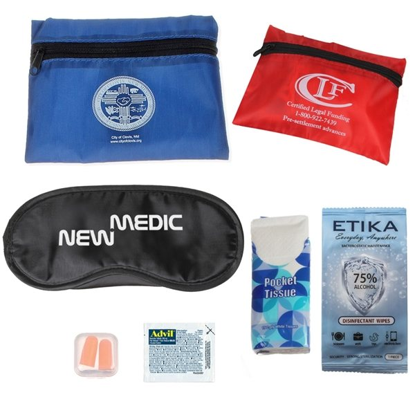 Promotional Travel Kit