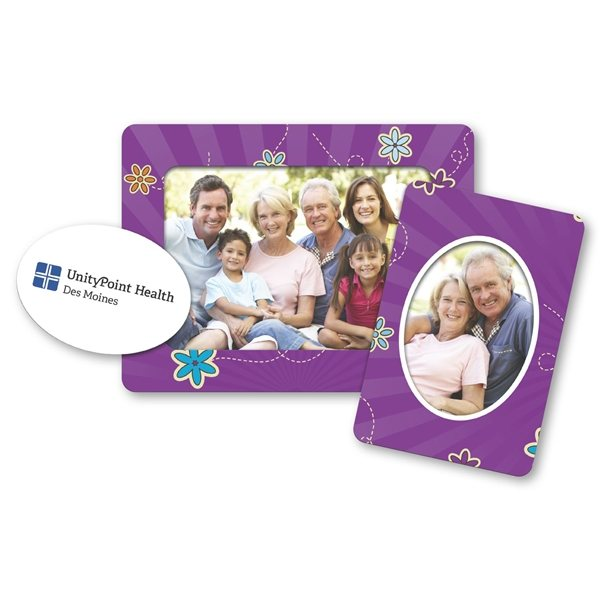 Promotional 3 Magnets in 1 Picture Frame