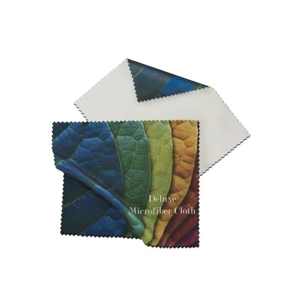Promotional Deluxe Microfiber Cleaning Cloth
