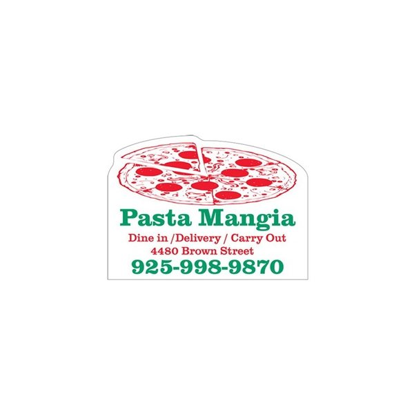 Promotional Pizza Creative Top Magnet