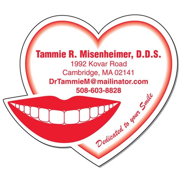 Promotional Smile / Mouth Magnet
