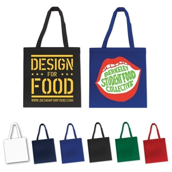 Promotional Brand Gear(TM) Value Shopping Tote(TM)