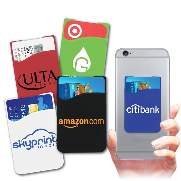 Promotional Secure Cell Phone Wallet
