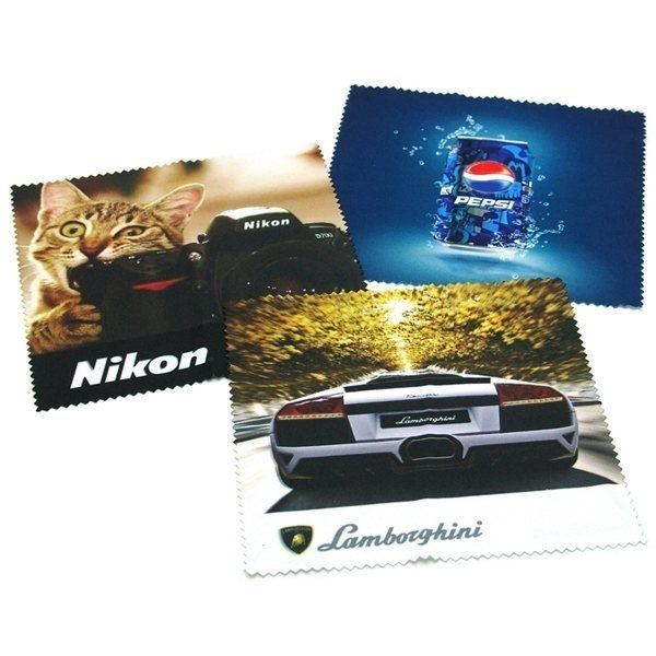 Promotional 6x6 Microfiber Cloth