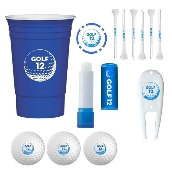 Promotional Party Tournament Golf Kit