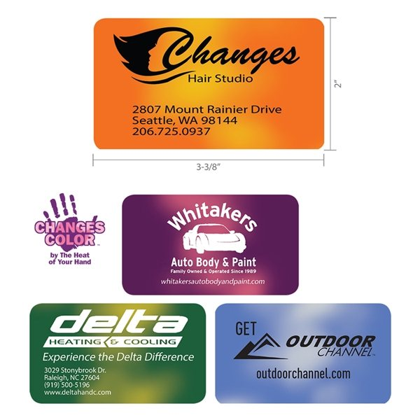 Flexible mood business card promotional printing cards promotional flexible mood business card colourmoves Gallery