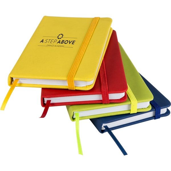Promotional Small Colorful Notebook