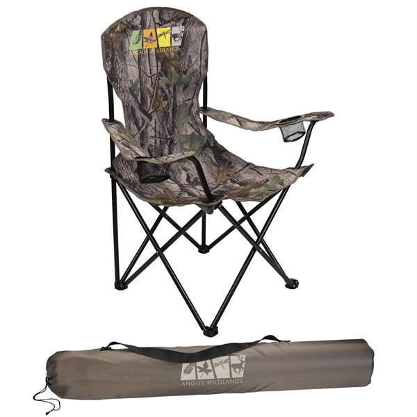 Promotional Mossy Oak Captains Chair
