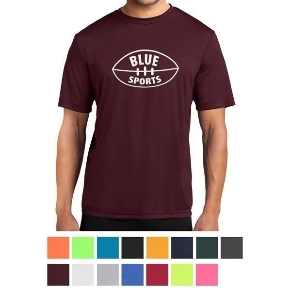 f2bb51f3 Port & Company® Essential Performance Tee - Custom Products Athletic ...