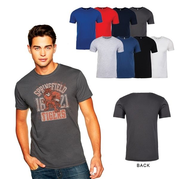 Promotional Next Level(TM) Premium Fitted Adult Tshirt - 4.3 oz - 3600