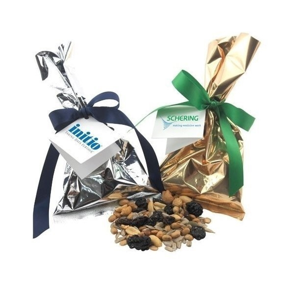 Promotional Mug Stuffer with Trail Mix