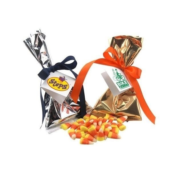 Promotional Mug Stuffer with Candy Corn