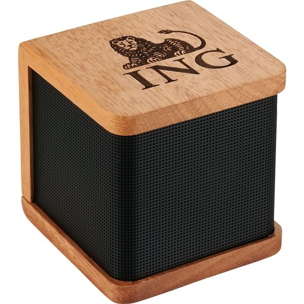 Seneca Bluetooth Wooden Speaker Personalized Headphones