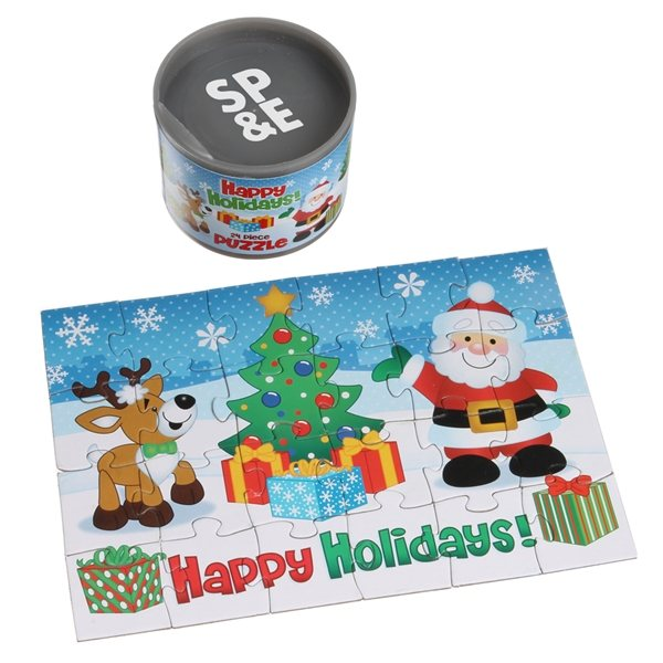 Promotional Holiday Puzzle
