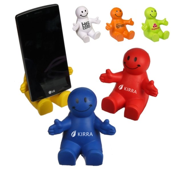 Promotional Phone Stress Holder
