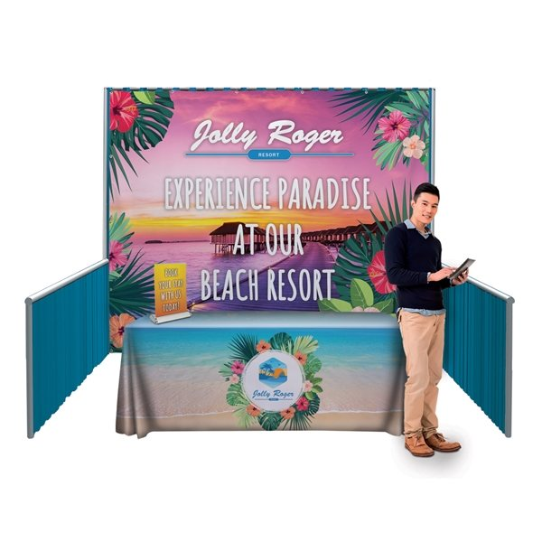 Promotional Booth in a Bag Total Show Package
