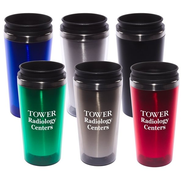 Promotional 16 oz Tumbler Double Walled Tumbler