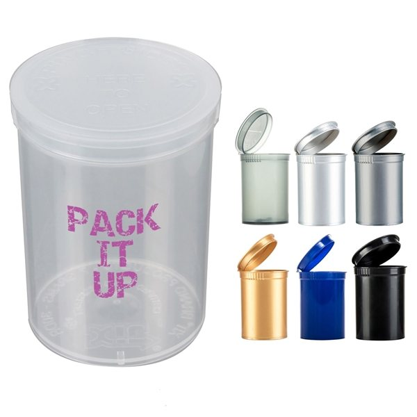 Promotional Pop Top Container (30 Dram)