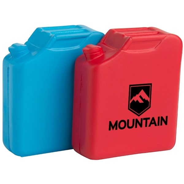 Promotional Jerry Can Squeezies