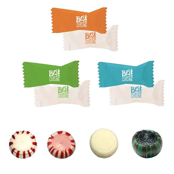 Promotional Individually Wrapped Mints